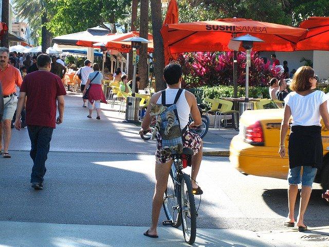 Visitar Miami por primera vez. Foto: Mr. Usaji