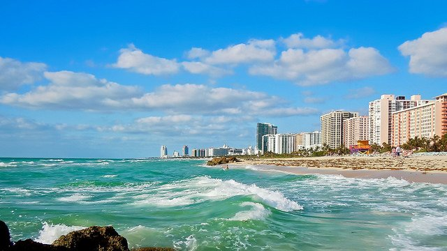 Miami Beach Florida Weather January