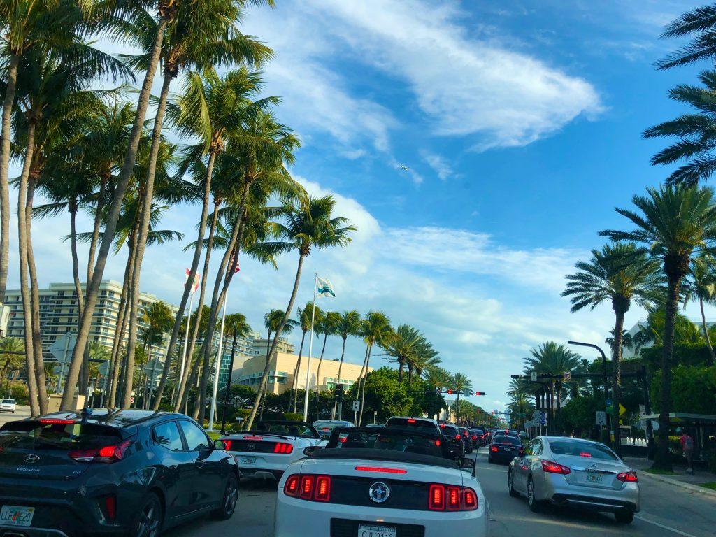 Estacionamiento Miami Beach