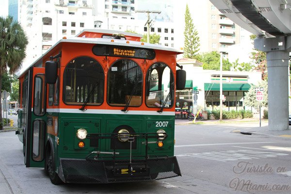 Trolley de Miami
