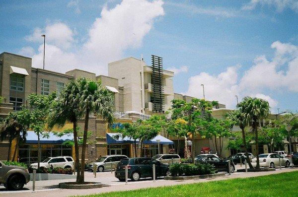 Midtown Miami Shops. Foto: Phillip Pessar