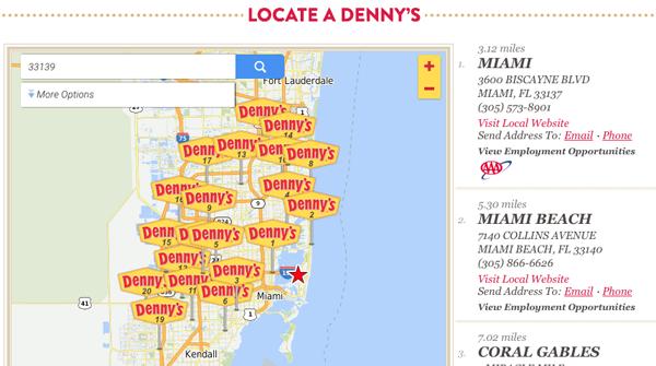 Foto: Dennys Restaurant