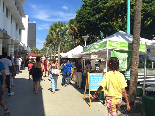Lincoln Rd, Miami Beach