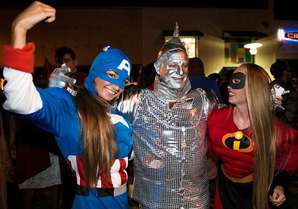 Lincoln Road Miami Beach Halloween Festival. Foto: photo-gator