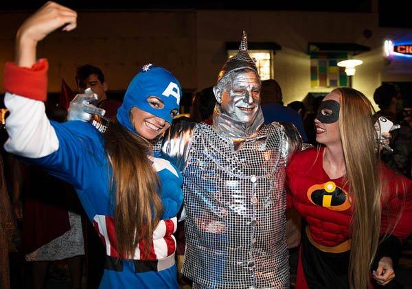 Lincoln Road Miami Beach Halloween Festival. Foto: photo-gator