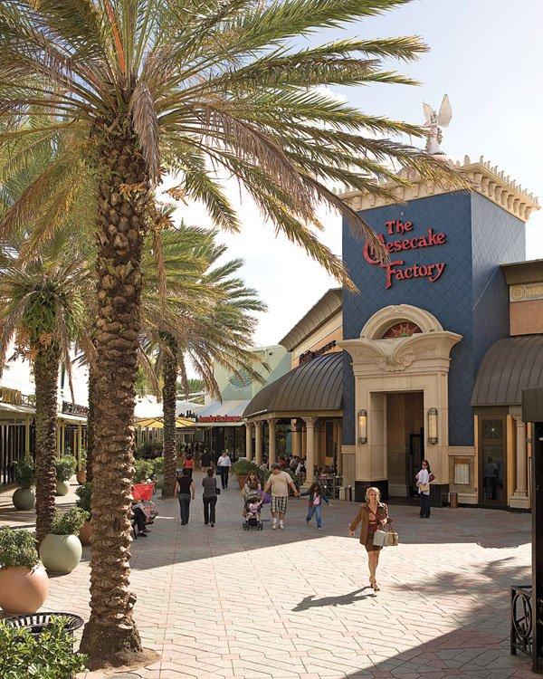 Ofertas del Sawgrass Mall. Foto: Sawgrass Mills