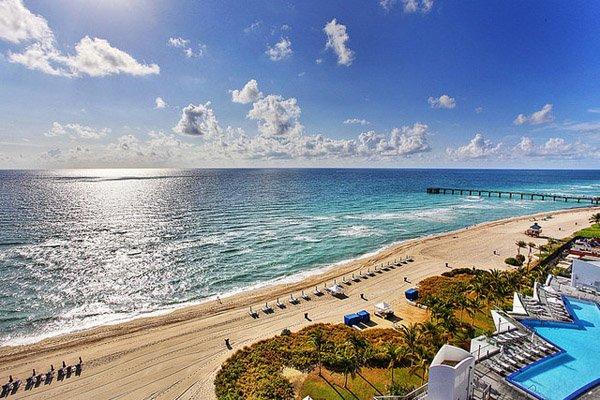 Sunny Isles Beach. Foto: Ashton Coleman