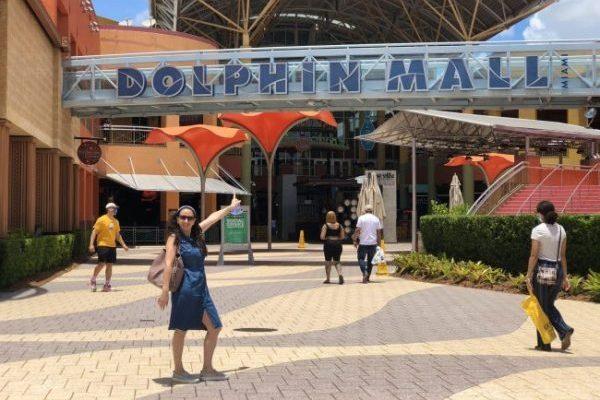 reapertura Dolphin Mall